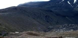 Tongariro Northern Circuit - 1. Day