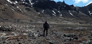 Tongariro Northern Circuit – 4. Day