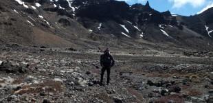 Tongariro Northern Circuit – 4. Day